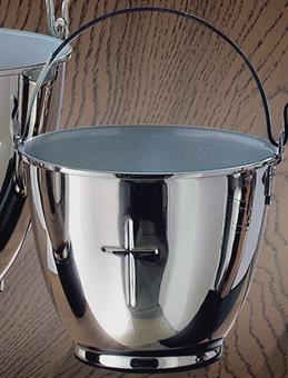 Weihwasserkessel, Durchmesser ca. 15 cm