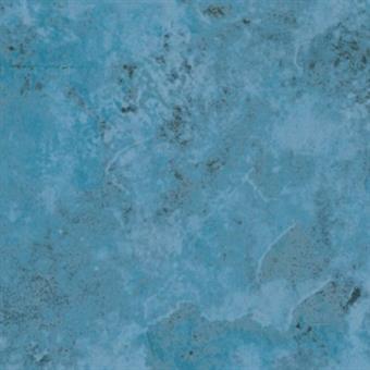 Verzierwachsplatte, blaugrau/silber, marmoriert