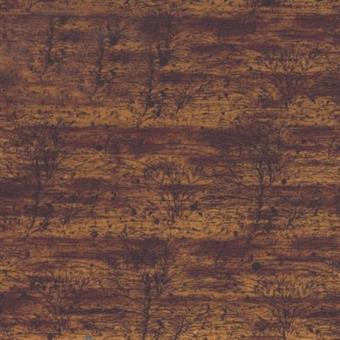 Verzierwachsplatte, kupfer, antik