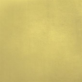 Verzierwachsplatte, glanzgold