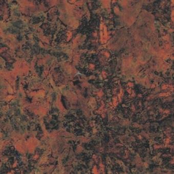 Verzierwachsplatte, platin/kupfer gemustert