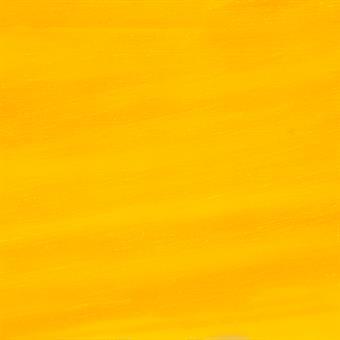 Verzierwachsplatte, gelb-orange