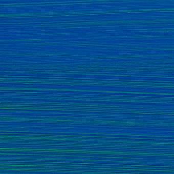 Verzierwachsplatte, blau-grün