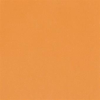 Verzierwachsplatte, orange, satiniert