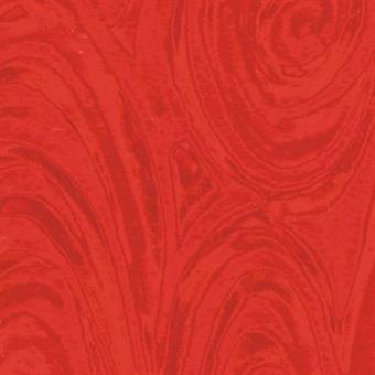 Verzierwachsplatte, orange-multicolor glänzend, 10er Pack