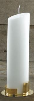 Ovalkerze, Format 240/65 mm