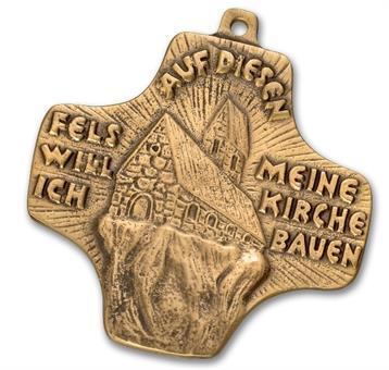 "Bronzekreuz ""Fels"""