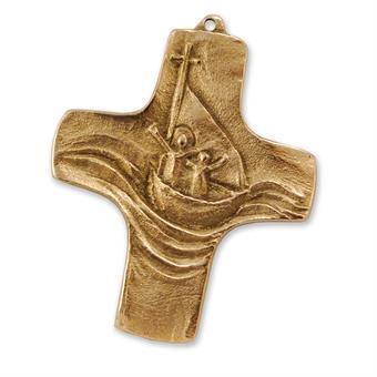 "Bronzekreuz ""Schiff"""