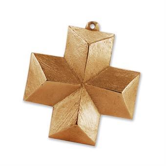 """Bronzekreuz """"Kreuz"""""""