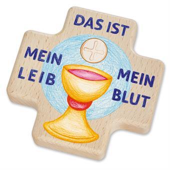 Holzkreuz, bedruckt, Staffelpreis !!
