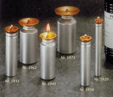 Alu-Nachfülldose, Durchmesser 62 mm