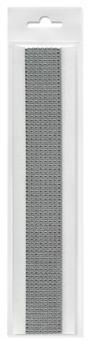 Verzierborte Nr. 11 silber, 4 mm breit